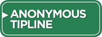 anonymous tip line button