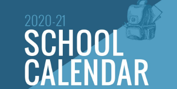 2020-21 School Calendar - Act 80 day update