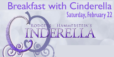 Breakfast with Cinderella!