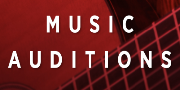 Music Academy Auditions