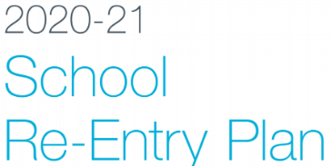 Blackhawk School District UPDATED Re-entry Plan for 20-21 SY