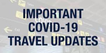 travel updates