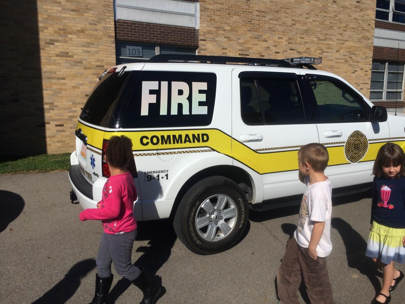 Patterson Fire Safety Assembly