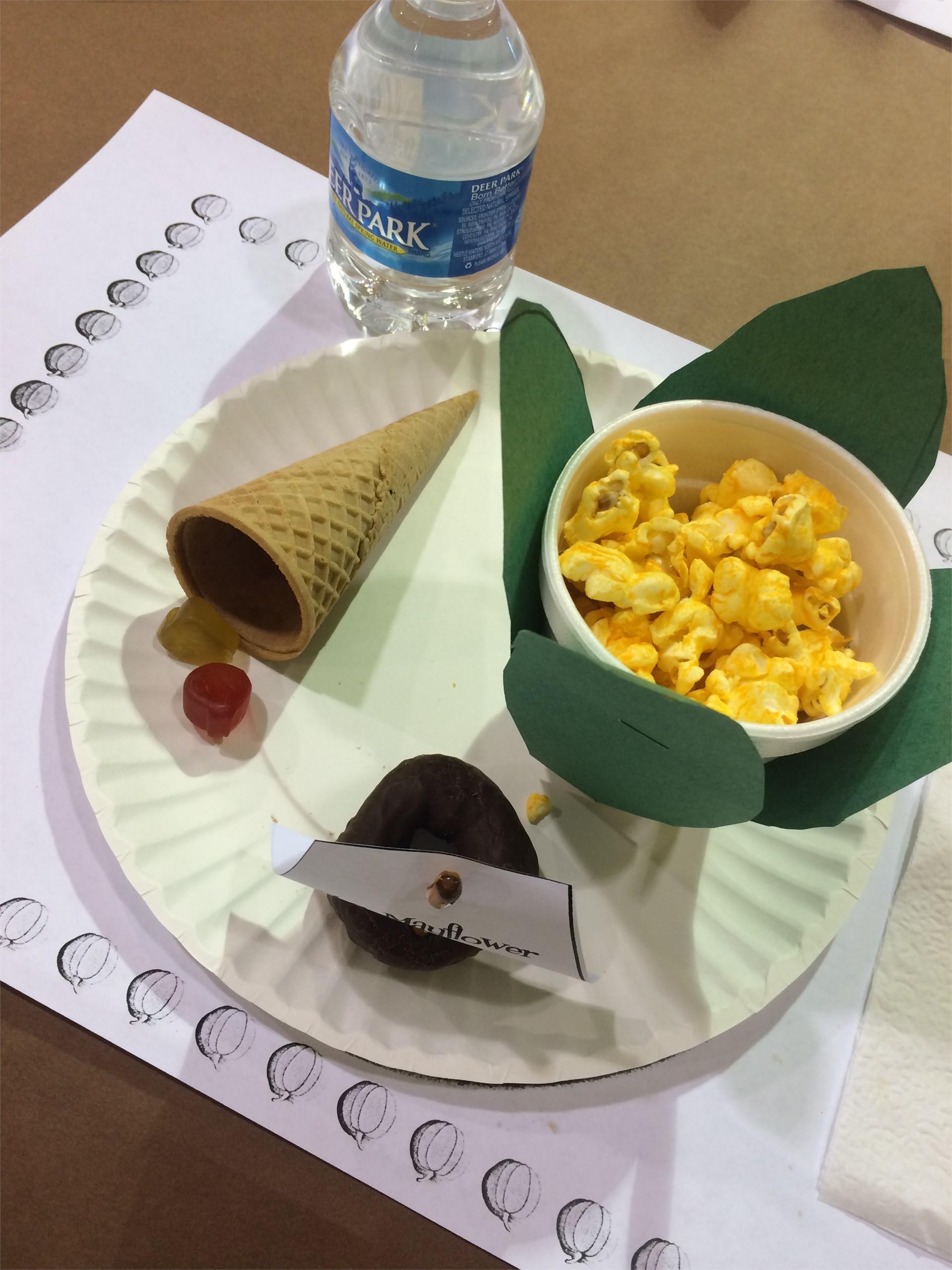 Thanksgiving Feast Snacks