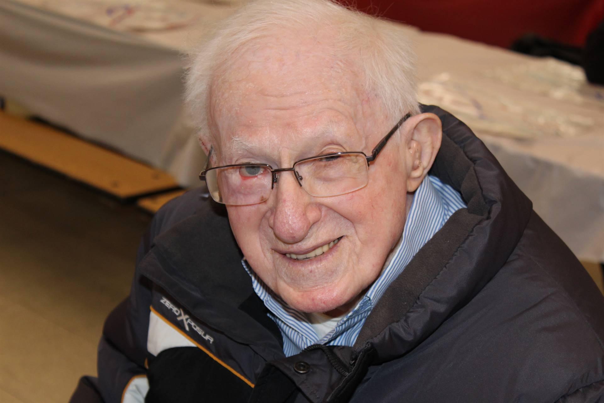 WW II Veteran