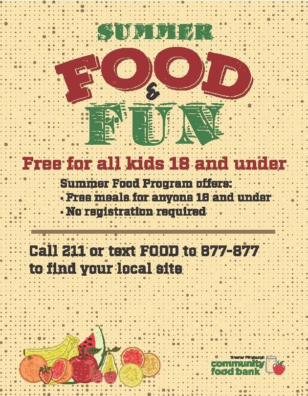 Summer Food & Fun