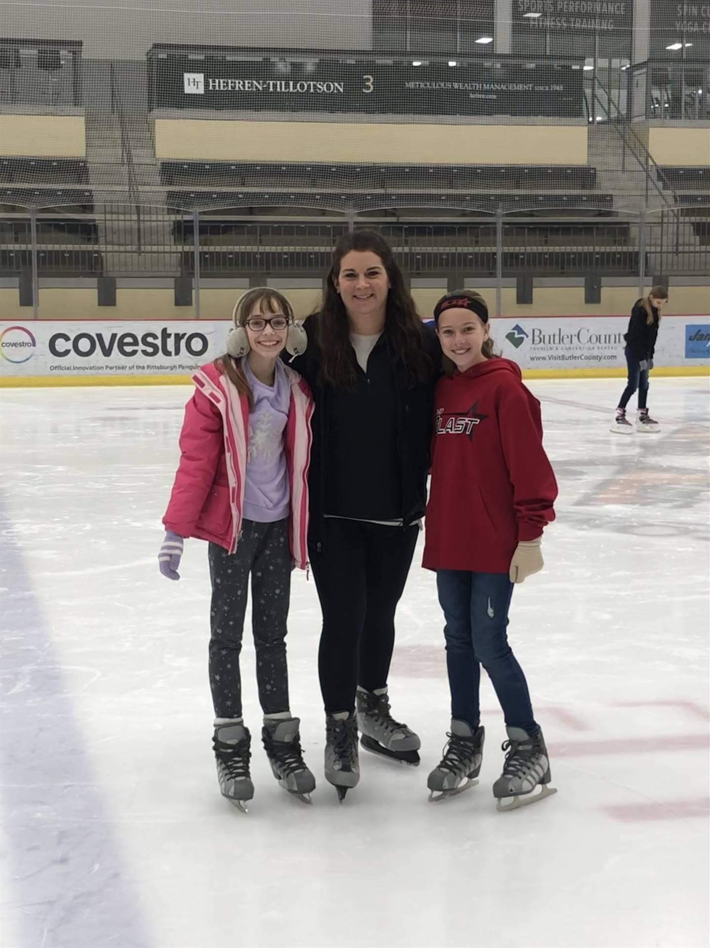 Hockey Scholar Math Field Trip