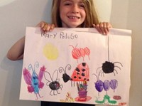 Mary's Insects!