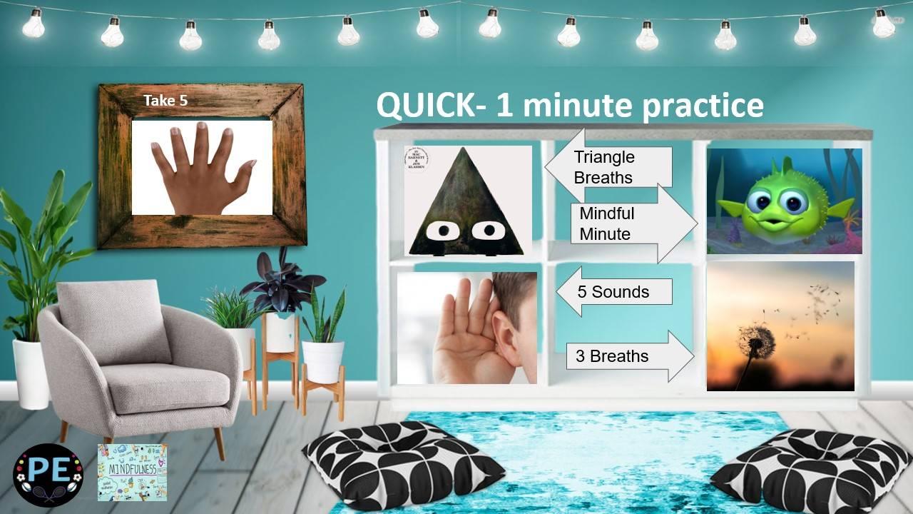 1 minute practice