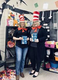 Mrs. Leiper & Mrs. Payne